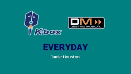 Karaoke Box - Everyday (In The Style Of / Al Estilo De : High School Musical)