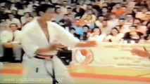 JKA 1990 England  Men Team Kumite JAPAN vs ITALY