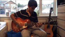 ACDC- Back In Black Solo Cover