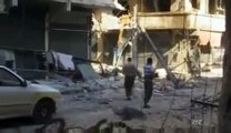 """US-Backed """"Free"""" """"Syrian"""" """"Army"""" Terrorists are killing Christians & destroying Christian Churches"""