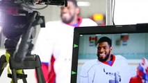 TEST - Behind The Scenes Hockey Drills Shoot with P K Subban HD