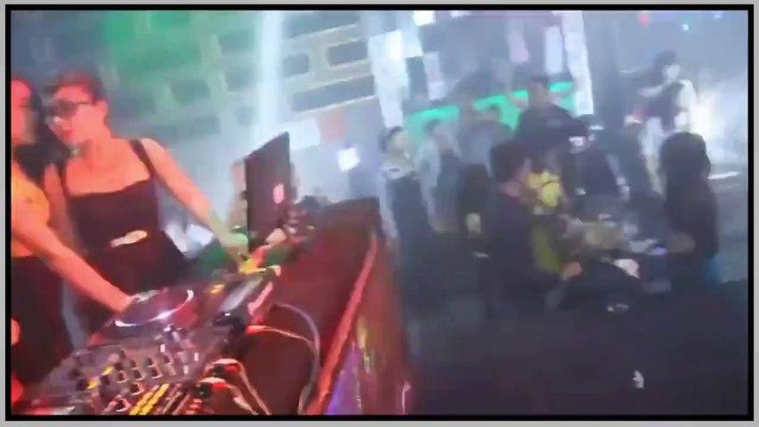[Nhạc Sàn] Quẩy Cũng Nữ DJ Trang Moon Cực Phê   Godialy.com