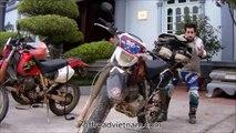 Northeast Vietnam Off-Road Motorbike Tour January 2015 Hanoi - Vu Linh - Ba Be - Cao Bang