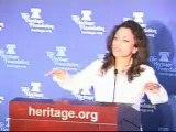 Brigitte Gabriel - Israel, IDF and childhood in Lebanon 1of2