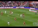 Wszystkie 50 goli Rooneya w reprezentacji