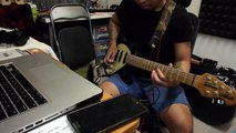 Love Thing by Joe Satriani - Cover