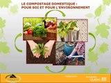 Le compostage domestique - Pour soi et pour l'environnement