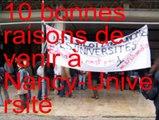 Le Service scolarité de l'Université Nancy 2 : 9h30