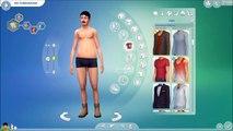 The Sims 4 - Create A Sim - Ian Somerhalder