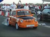 700 kg car(zastava 750) beats bmw m3 and rund 11 sec