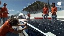 Préparation intensive en vue du Défi solaire mondial 2013
