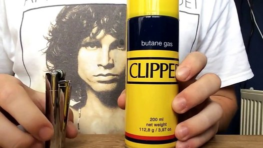 How to: Refill a clipper lighter - video dailymotion
