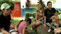 """Los Invisibles, """"Documental  sobre los inmigrantes frontera  México - EE.UU""""  Parte # 01"""