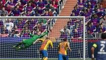 FIFA 16 GAMEPLAY Paris saint germain ( PSG ) - FC Barcelone ( BARÇA )