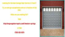 Garage Door Opener Repair Service in Western Springs, IL