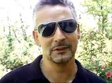 Roberto Baggio says hello to all fans before holidays
