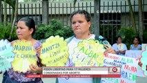 Gentevé Noticias - Piden Libertad para 17 mujeres condenadas por aborto