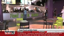 Un fast food Halal vient d'ouvrir ses portes à Roubaix