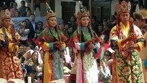 Centuries-old Tibetan festival inaugurated by H.H Dalai Lama - 20th Shoton Festival