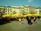 Old Market Square. Krakow, Poland (2006)
