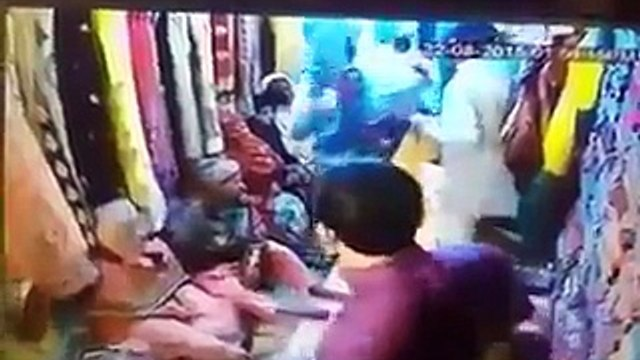Shocking Videos: See How Shopkeeper Treats The Women Who Looted His Shop Months Ago