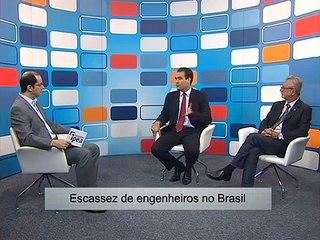 Panorama Ipea - Escassez de engenheiros no Brasil