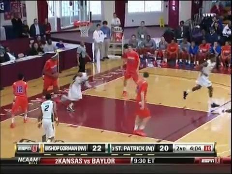 Derrick Gordon Basketball Highlights