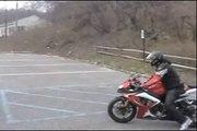 Suzuki Gsxr 600 and Honda Cbr 600 Ride