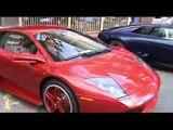 Ferrari Day Part 3 revs/startups (Murcielago x8, BMW Z8 x2, Alfa Romeo 8C,Spyker 8C Spyder)