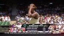 Serena Williams vs Michelle Larcher de Brito 2010 Highlights