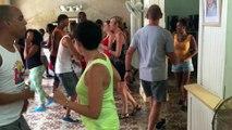 Séjour Salsa et Cours d' avancé 1 en Juillet 2015 Carnaval de Santiago