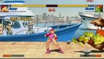 Super Street Fighter II Turbo HD Remix - XBLA - xISOmaniac (Cammy) VS. rokuto (Blanka)