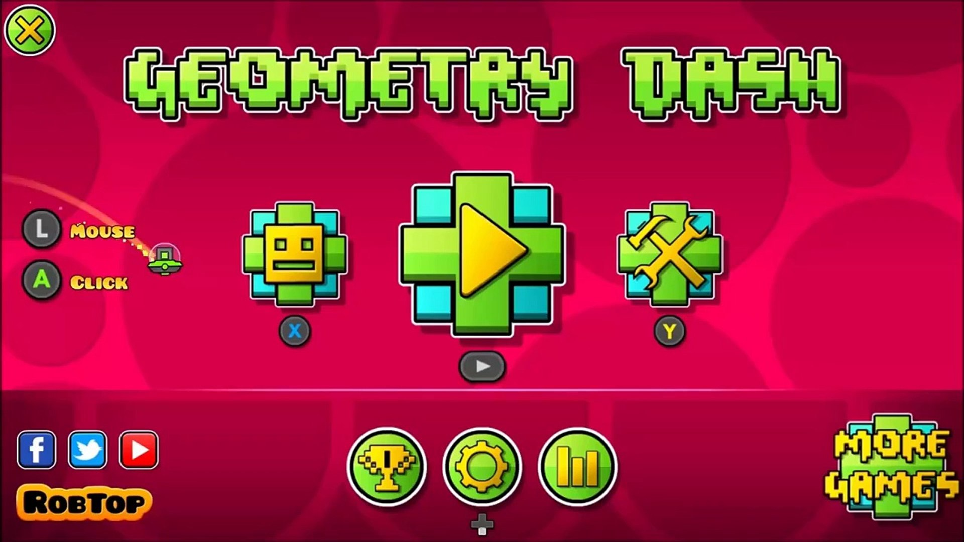 Geometry Dash | XBOX 360 EDITION?!!!