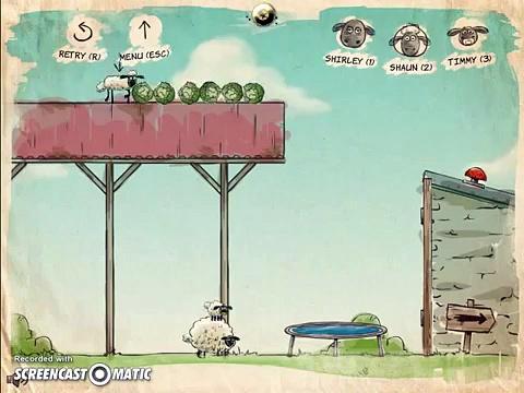 Shaun The Sheep Walkthrought (Home Sheep Home)