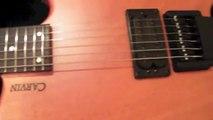 Carvin HH1 Allan Holdsworth Signature Headless Guitar Demo
