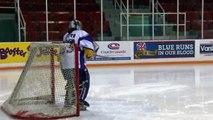 W-Hockey vs Laurier 1/24/2015