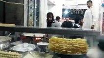 Pakistan Street Food   Doodh Milk Jaleibi