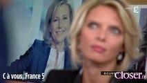 C à vous - La réaction de Jean-Jacques Bourdin au départ de Claire Chazal