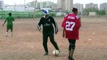 كرة القدم النسائية السودانية تكافح لبناء فريق وطني