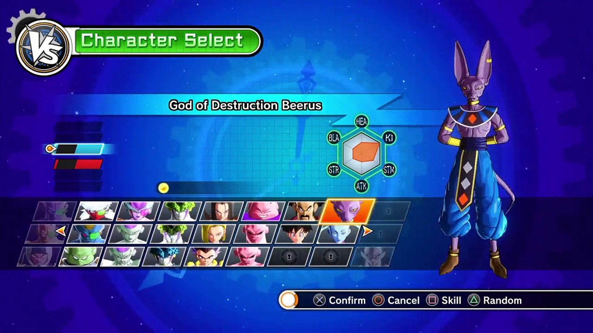 Dragon Ball Xenoverse God Of Destruction Beerus Vs Whis Video Dailymotion