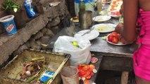 Dansacuba-Preparation du repas à la plage pour 70 personnes par nos amis  cubains