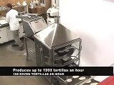 Tortilla Machine, Tortilla Equipment, Tortilla Maker - BE&SCO Grandemax Maquinas Tortilladoras