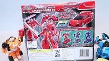 또봇 자이로제타 라이버드 하이퍼 스펙 장난감 또봇 Transformers Tobot Robot Car Gyrozetter Toys 超速変形ジャイロゼッター おもちゃ Игрушки