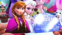 Playdoh DohVinci DIY Disney Frozen Chocolate Candy Box Valentines Day Holiday Toy Play Doh Vinci
