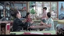 A message from China to  Lebanon Chinese  in Lebanon participated in Byblos bank ad.