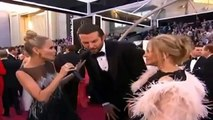 OSCAR 2013 HIGHLIGHTS - Bradley Cooper Oscars Red Carpet INTERVIEW 2013 Oscars Academy Awards