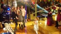 Robot Odesso Kinderstad Vu Amsterdam 50 jaar kindergeneeskunde (karaoke zingen) Rogier Berkenhagen..
