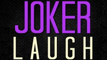 Laughing Joker Ringtone - Batman: The Animated Series Theme