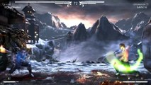 Where's Johnny - Johnny Cage - Mortal Kombat X Online Matches