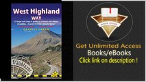 West Highland Way Glasgow to Fort William Route Guide with 53 Maps, Places to Stay, Places to Eat Br